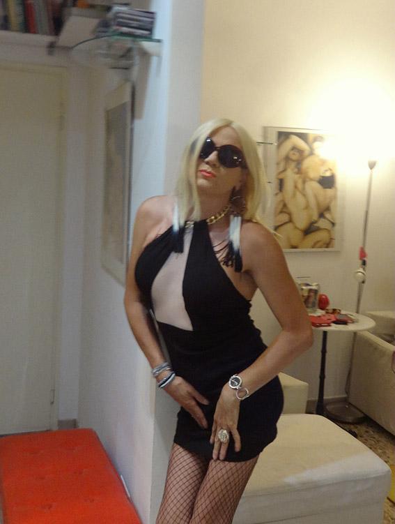 Sabry escort trans Italiana