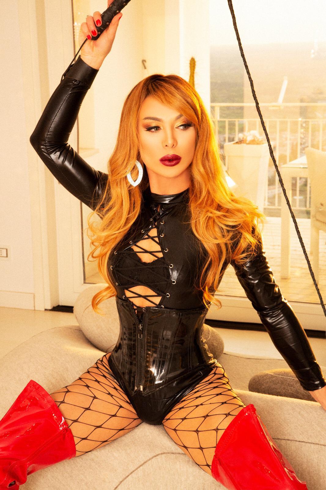Tasha escort trans mistress